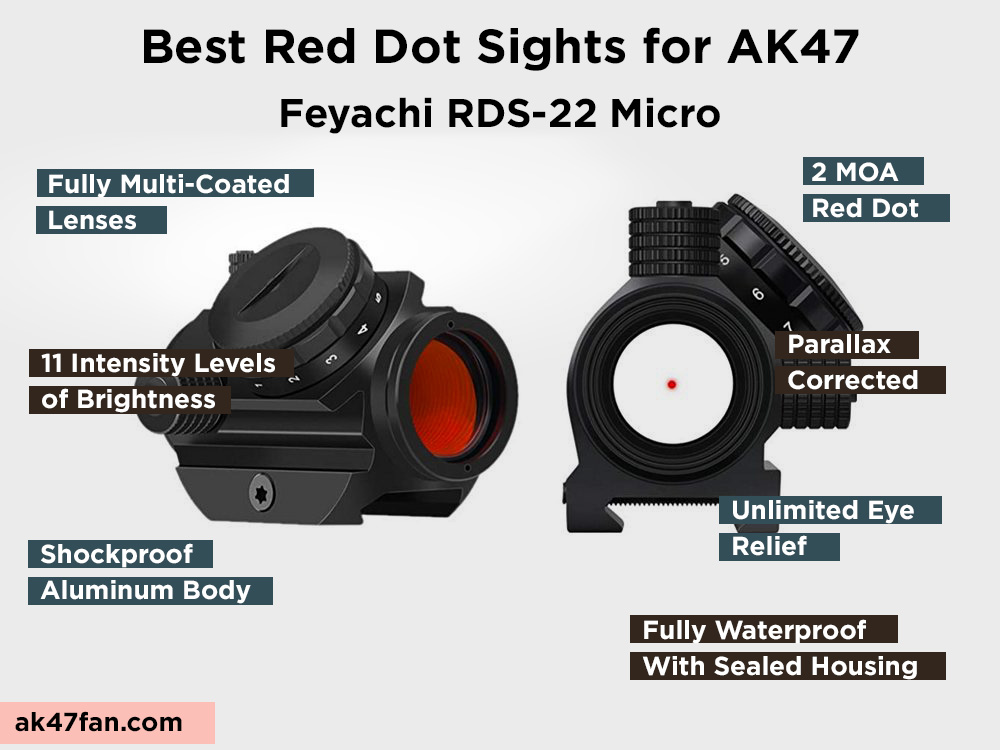 Feyachi RDS-22 Micro Review, Pros and Cons