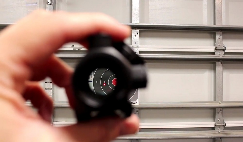 Feyachi RDS-22 Micro has 2 MOA Red Dot