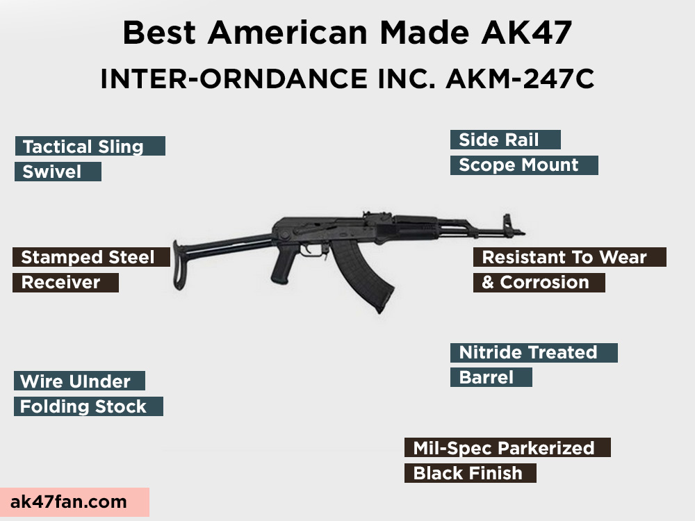 INTER-ORNDANCE INC. AKM-247C Review, Pros and Cons