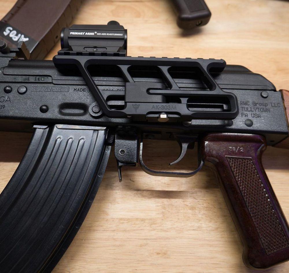 RS Regulate AK303M