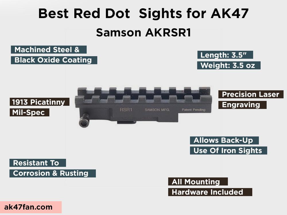 Samson AKRSR1 Review, Pros and Cons
