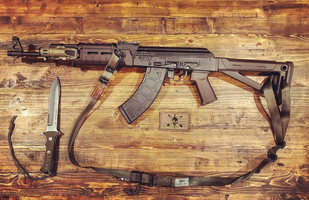 Sling for an AK47