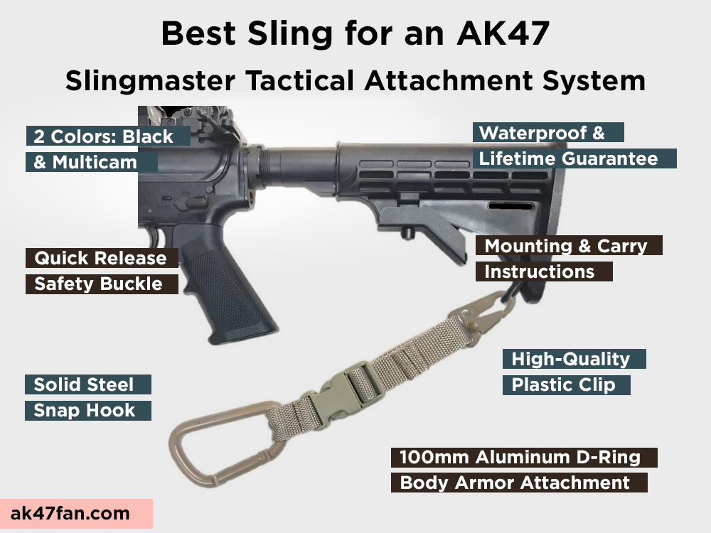 Slingmaster Tactical Attachment System Review, Pros and Cons