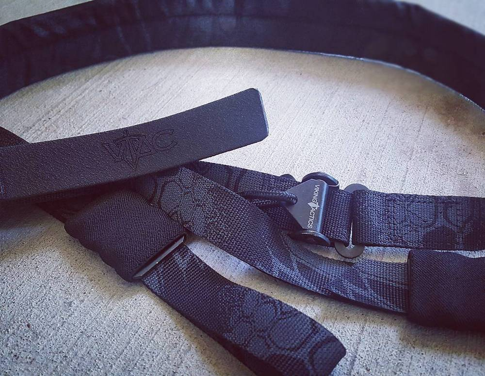 VTAC Sling with metal clips to use with your AK47