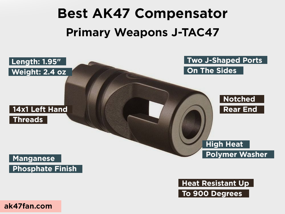 Primary Weapons J-TAC47 Review, Pros and Cons