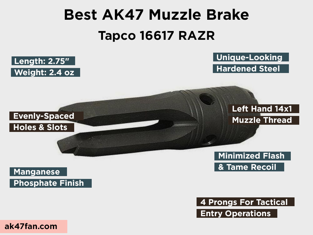 Tapco 16617 RAZR Review, Pros and Cons