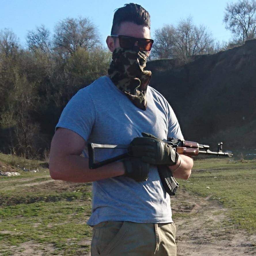 Tapco 16617 RAZR Muzzle brake for AK47